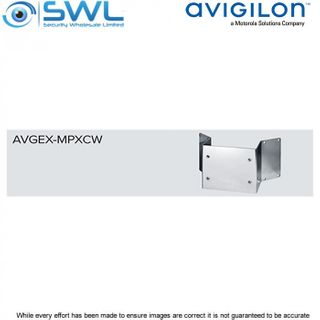Aviigilon AVGEX-MPXCW: Corner Mount For Use With AVGEX-MBXMP or H5EXPTZ Cameras