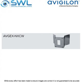 Avigilon AVGEX-NXCW: Corner Mount Adaptor For H5EX Bullet Cameras