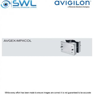 Avigilon AVGEX-MPXCOL: Pole Mount For Use With AVGEX-MBXMP or H5EXPTZ Cameras