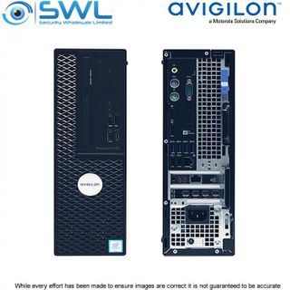 Avigilon Remote Monitoring Workstation: Supports 2 Monitor Outputs