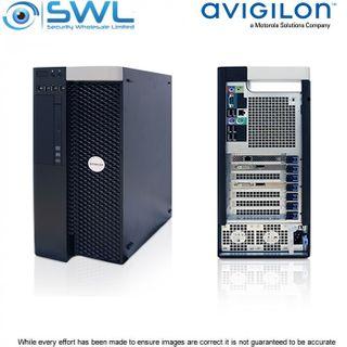 Avigilon Remote Monitoring Workstation Supports 4 Monitor Outputs