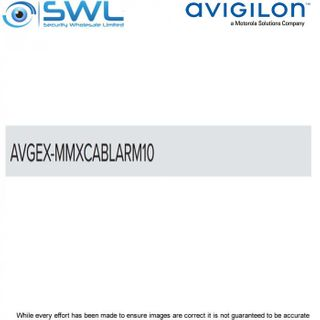 Avigilon AVGEX-MMXCABLARM10: Replacement 10m Armoured Cable For H5EX Bullet