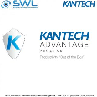 Kantech E-COR-WEB-1 Licence for 1 Extra Concurrent Web Login