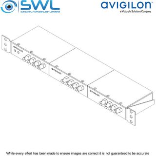 Avigilon 1U Rack Mount Bracket For 4 Port Encoder ENC-BRK1U