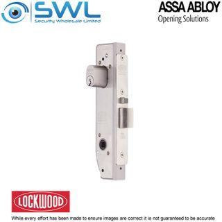 Lockwood 5782EL: 12-24VDC Electric Mortice (Primary) Lock Both Face Plates 30mm