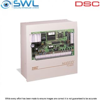 DSC MAXSYS: PC4820 2-Reader Access Control Module PCB Only