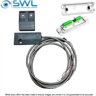 SWL NYLON Roller Door Reed Switch & JB310 Junction Box Kitset