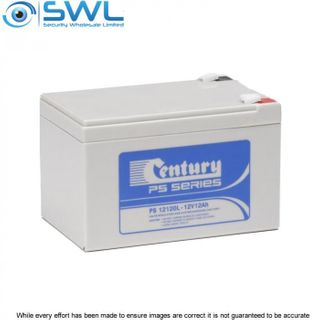 Century 12v 12 A/H Sealed Lead Acid Battery