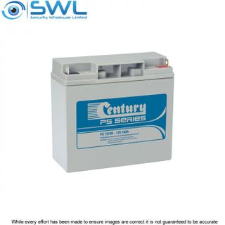 Century 12v 18 A/H Sealed Lead Acid Battery