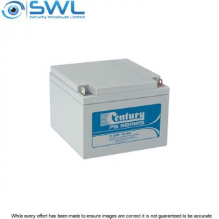 Century 12v 24 A/H Sealed Lead Acid  Battery