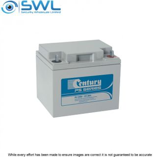Century 12v 40 A/H Sealed Lead Acid Battery