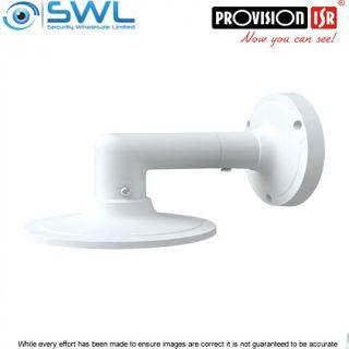 Provision-ISR PR-WB12 Wall Bracket with PR-JB12IP66 for I4-/I2-/DI-Fix/DAI-Fix,