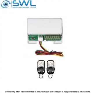 Activor Remotes Kit: DSC PowerSeries (RSI-02) c/w 2x 4 Button Remotes