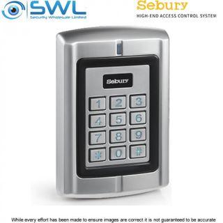 Sebury W3-A Two Door Access Control Keypad: RFID, 1200 Users
