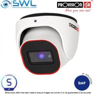 Provision-ISR DI-320IPS-28 S-Sight-2: 2Mp Gimble DWDR IR20m IP67 2.8mm