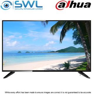 Dahua DHL43-F200: 43' LCD Monitor, HDMI+VGA, Stand or VESA Mount