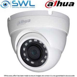 Dahua HAC-HDW2401MP HDCVI Mini-Dome 4Mp WDR IR 30m IP67 2.8mm