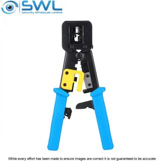 RJ45 Through Hole Network Cable Crimping Tool