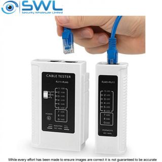 RJ45 Network Cable Tester