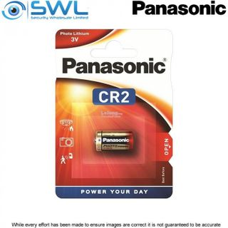 CR-2W Panasonic Lithium Battery