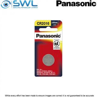 3V 1 Pack Panasonic Lithium Battery 2016