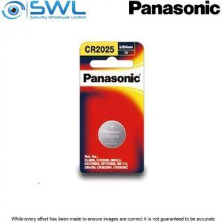 3V 1 Pack Panasonic Lithium Battery 2025