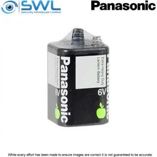 6Volt 1 Pack Panasonic Extra Heavy Duty Lantern