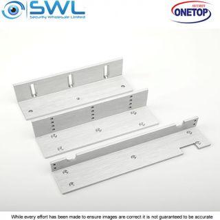 ONETOP L&Z 3500: L&Z Bracket for In-Swing Door Installation