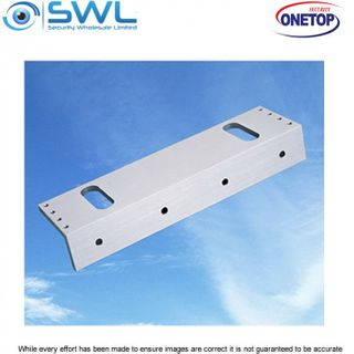 ONETOP ATB 3500: Adjustable Bracket for Narrow Door Frame Out-swing Install