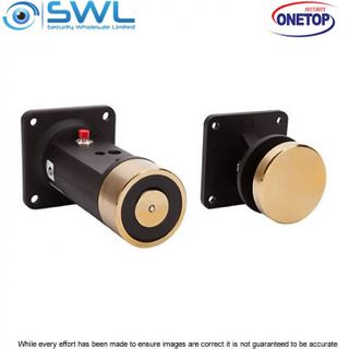 ONETOP R60-PCH-24: Extension Wall Mount Fire Door Holder 60kg, 24VDC