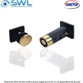 ONETOP R40-PCH-12: Extension Wall Mount Fire Door Holder 40kg 12VDC
