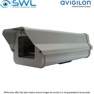 Avigilon Housing For HD Pro Cameras c/w Heater Wall Bracket & Sunshield