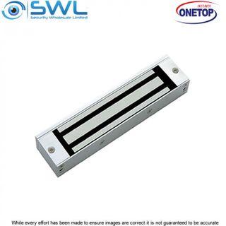 ONETOP CCW30S: Micro Surface Mount Electromagnetic Lock, 12/24 VDC, 150kg No Mon