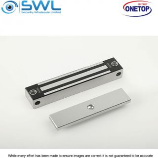 ONETOP EM4500FS: Micro Weather Res' Stainless Body Electromag Lock Face/Side Mt