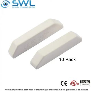 "SWL Surface Reed Contact Switch (BS-2034) 10 PACK  Lx 65.5mm 1"" Gap"