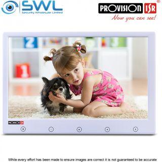 """Provision ISR 10"""" TFT Digital Monitor Multi-Input (AV1/2, HDMI, VGA)"""