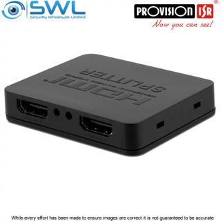 Provision-ISR PR-SP102(4K) 1 in 2 Out 4K HDMI Splitter
