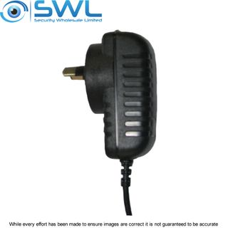 12V DC 2.5 Amp Regulated Plug Pack
