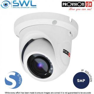 BSTOCK Provision-ISR DI-390IP5S28 IP S-Sight 2Mp Gimble, DWDR, IR 15m, IP66, 2.8