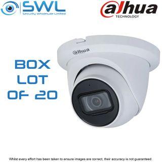 20 x Dahua IPC-HDW2431TM-AS-S2 4Mp IP STARLIGHT Eyeball IR 30m IP67 2.8mm