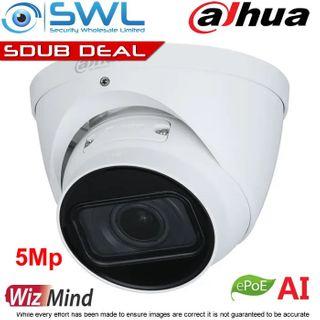 Dahua IPC-HDW5541TP-ZE-27135: 5Mp ePoE STARLIGHT Eyeball WDR IR 40m IP67 2.7~13m