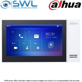 "Dahua DHI-VTH2421FW-P: 7"" TFT Capacitive Touch Screen, 1024 x 600"
