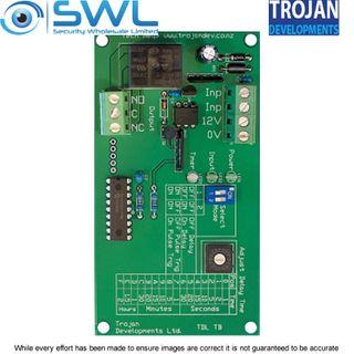 Trojan TDL TB –  Timer Board 12 VDC 8 Amp