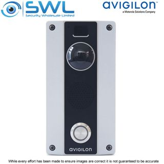 Avigilon 3.0C-H4VI-RO1-IR 3Mp, H4 Video Intercom Station, WDR, LightCatcher
