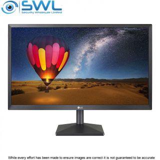 """LG 22MN430M-B 21.5"""" Full HD 1920X1080 , HDMI+VGA"""