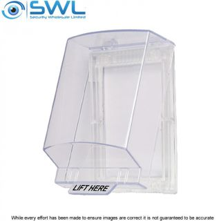 Clear Polycarbonate Protective Cover WEC140 for Exit Devices