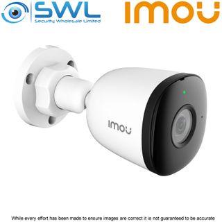 IMOU IPC-F22AP 2MP  | H.265  | Bullet  | PoE | Human Detection | Mic | Alarm