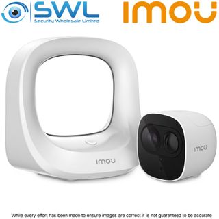 IMOU Cell Pro Kit, 1 x Base Station, 1 x Cell Pro WiFi Camera