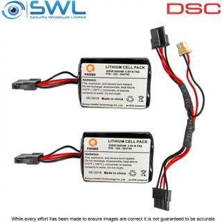 DSC Neo: PowerG Indoor/Outdoor Sirens-Replacement Battery