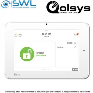 Qolsys IQ Panel 2 ONLY - PowerSeries Compatible